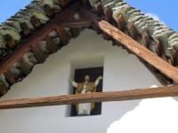 Oratorio di San Bernardo, particolare