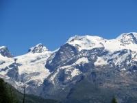 Roccia Nera (4.075), Polluce (4.092), Castore (4.228)