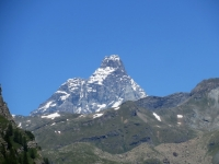 L'inconfondibile piramide del Monte Cervino (4.478)