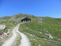 Arrivo al Rifugio Grand Tournalin (2.535)
