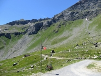Rifugio Grand Tournalin - panorama sul vallone