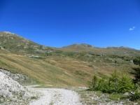 Salita all'Alpe di Setseun