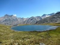 Lago Djouan superiore