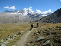 Fantastico sentiero nel vallone di Meyes
