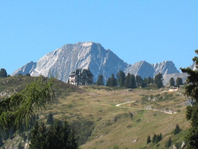 Riederalp - panorama
