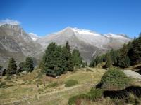 Panorama da Rieder Furka