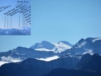 Le vette del Monte Rosa da Hohfluh