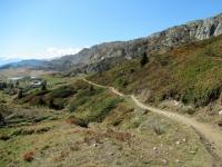 L'ottimo sentiero che attraversa la Bettmeralp