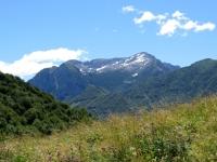 La Grigna settentrionale (Grignone) dal Passo di Agueglio