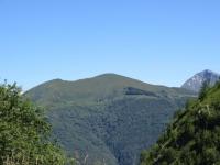 Alpe Giumello e Monte Muggio dal Passo di Agueglio