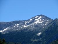 La Grigna settentrionale (Grignone) vista dalla forestale per Cainallo