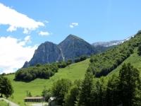 Gruppo della Grigna Settentrionale dall'Alpe Cainallo