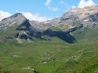 Alp Anarosa - Sulla destra Nuedagn, sulla sinistra Curtginatsch
