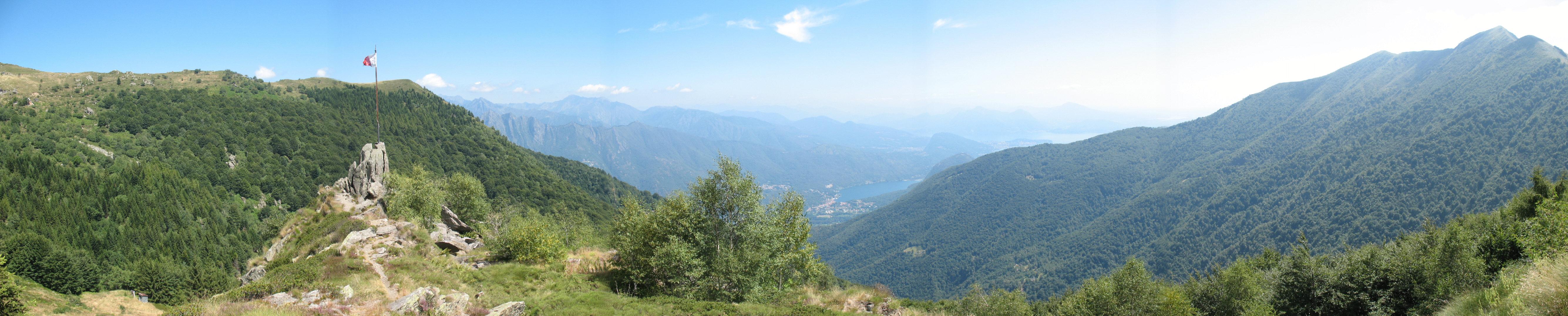 Panorama dall