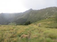 Il sentiero per la Cappella del Buon Pastore)