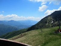 Alpe Foppa - Panorama