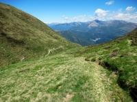 Discesa dall'Alpe Duragno