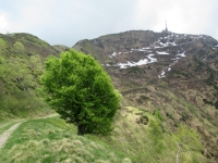 Salita all'Alpe Foppa - Il Motto Rotondo