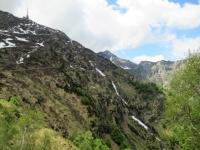 Il Motto Rotondo (sx) e la vetta del monte Tamaro (centro)