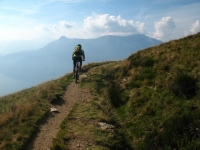 Traverso dopo l'Alpe Chiaro