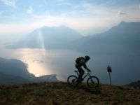 Fantastico panorama sul Lago