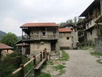 Il vecchio borgo di Verzimo