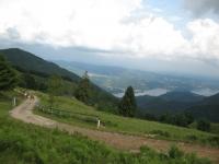 Strada per l'Alpe Sacchi