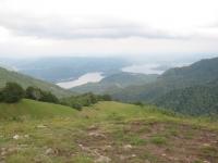 Panorama del Lago d'Orta dall'Alpe Sacchi