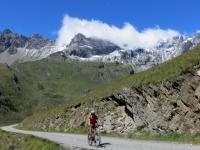 In direzione dell'Alpe Balme de Bal