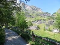 Salita per l'Alpe Veglia