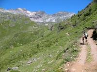 Salita all'Alpe Forno