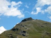 In direzione dell'Alpe della Satta - Corbenas