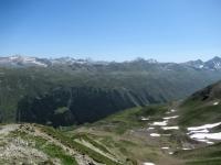 Panorama est dallo Jakobshorn