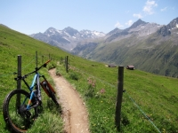 Alps Epic Trail Davos - Il fantastico single track che dallo Jakobshorn scende nella valle di Sertig