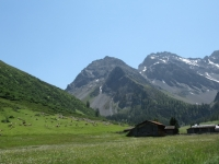 Nella bellissima valle di Sertig