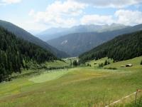 Panorama da Oberalp