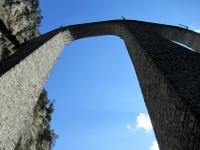 Lo spettacolare Landwasser Viadukt - Patrimonio dell'Unesco