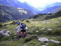 Discesa da San Jorio in Val Morobbia