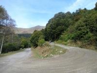 Nei pressi della Case del Pescatore lungo la via sterrata che collega Bocchetto Sessera alla Val Sesia (incrocio tra l'F14 e l'F5)