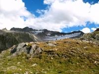 Maighelspass - panorama