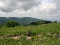 Monte Bagnolo - panorama