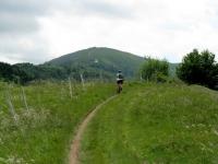 In direzione del Monte Rotondo