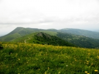 Panorama sull'Ebro dal Monte Chiappo