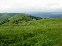 Monte Cosfrone - panorama su Monte Panà e Monte Giarolo