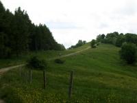 Piano della Bonazza  - in direzione del Monte Bagnolo