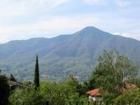Monte Nudo visto  da Orino