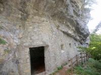 Antiche postazioni militari del Sasso Gordona (Linea Cadorna)