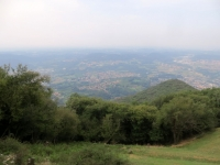 Panorama dal Rifugio Alpe Caviano
