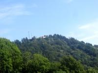 La cima del Monte Bisbino