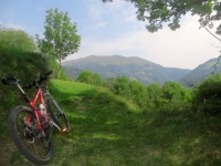 Sentiero per Roccapiano